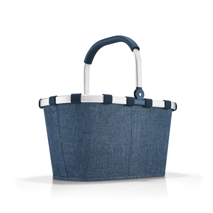 The carrybag from reisenthel in twist blue