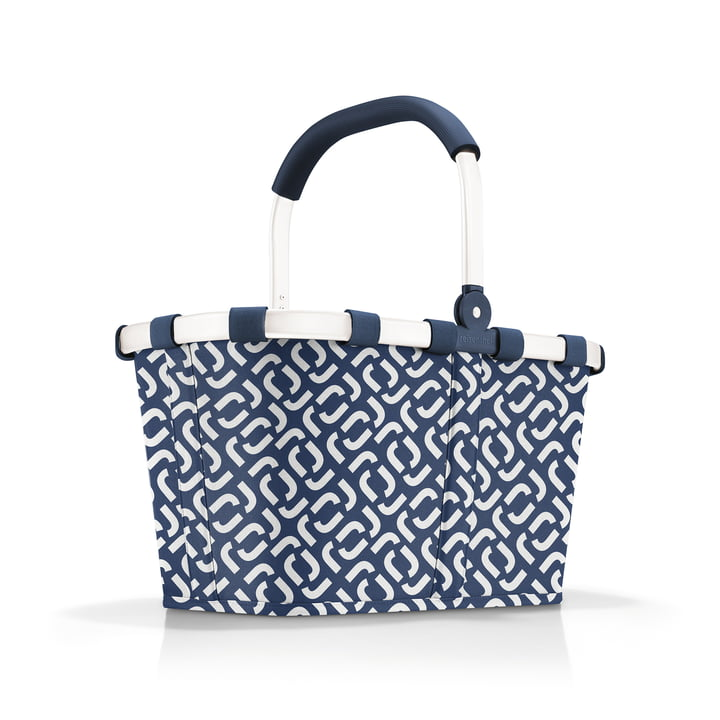 The carrybag from reisenthel in signature navy
