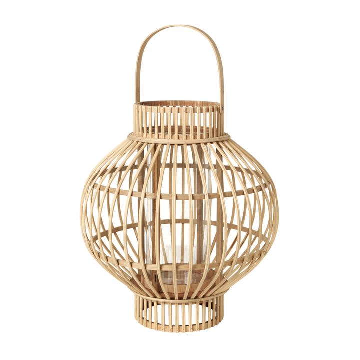 The Globus lantern from Broste Copenhagen , Ø 36 cm x H 40 cm