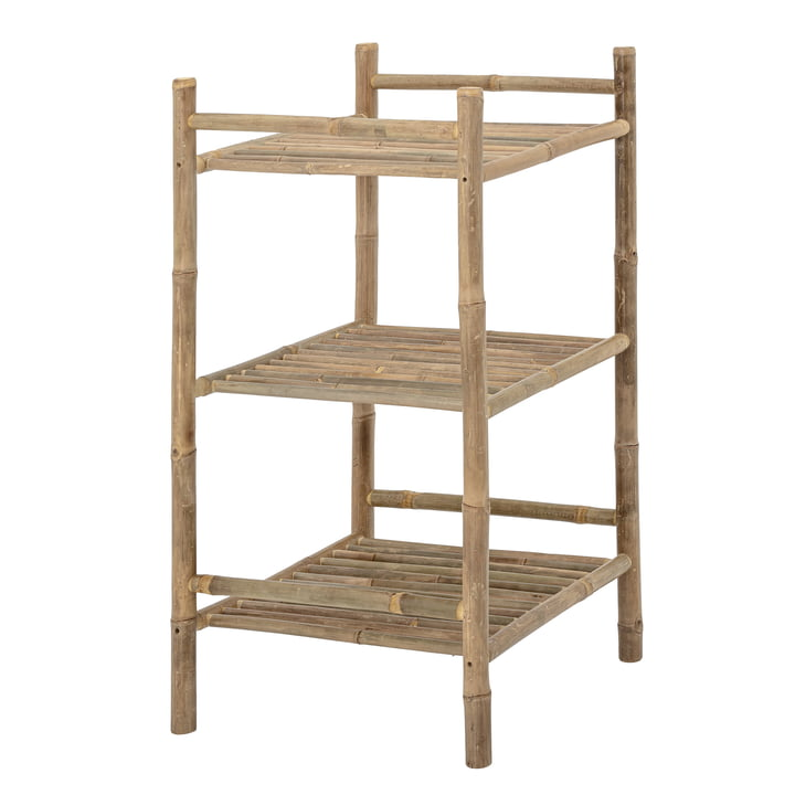 Sole Shelf H 90 cm from Bloomingville in bamboo