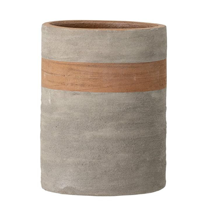 The Keem flower pot from Bloomingville , Ø 15,5 cm, terracotta