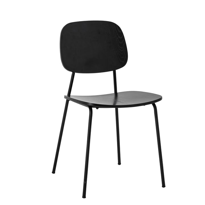 Monza Chair from Bloomingville in black