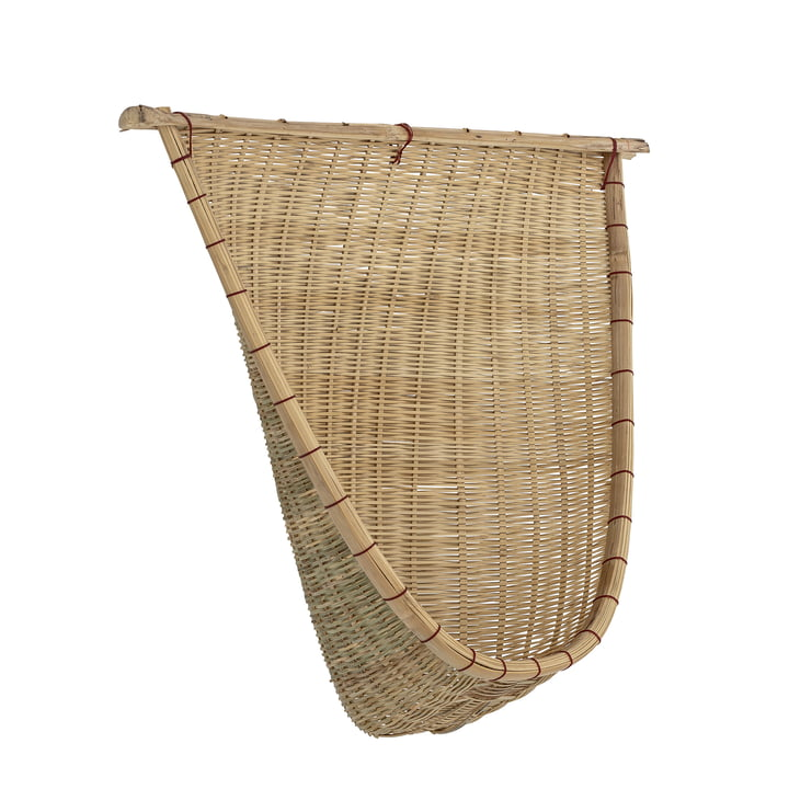Ri Wall basket from Bloomingville in nature