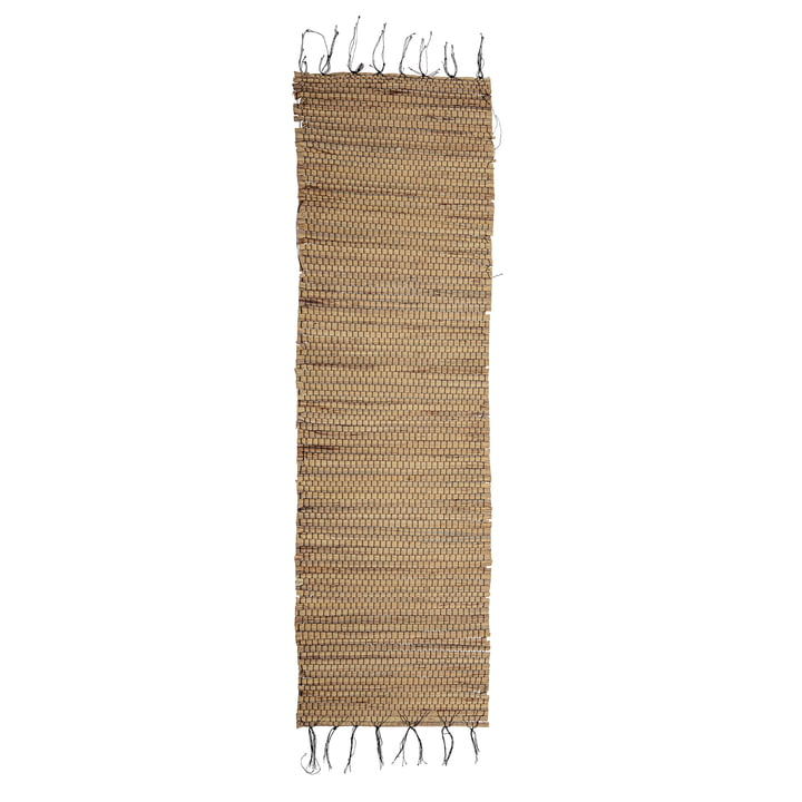 The Dixi table runner from Bloomingville , 43 x 145 cm, natural