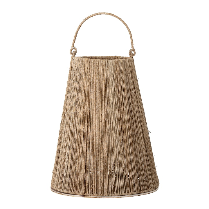 The Nio lantern from Bloomingville , H 34 cm, nature