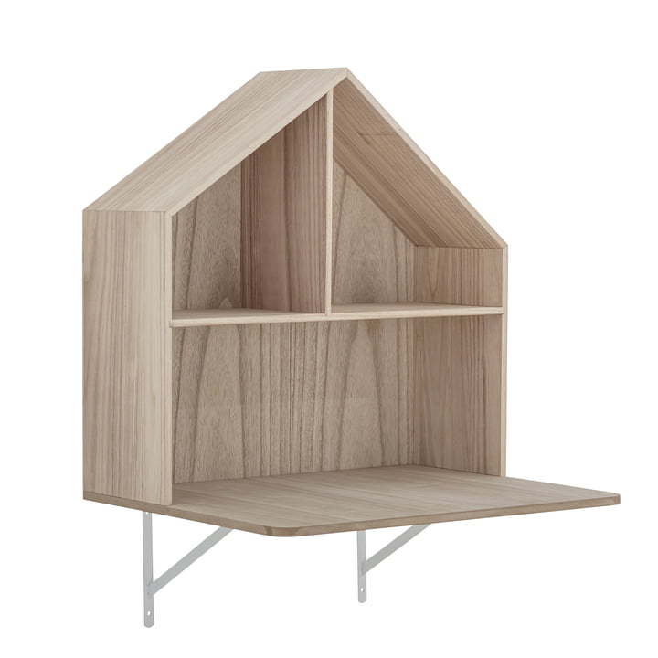 Lai Kids wall shelf from Bloomingville in nature