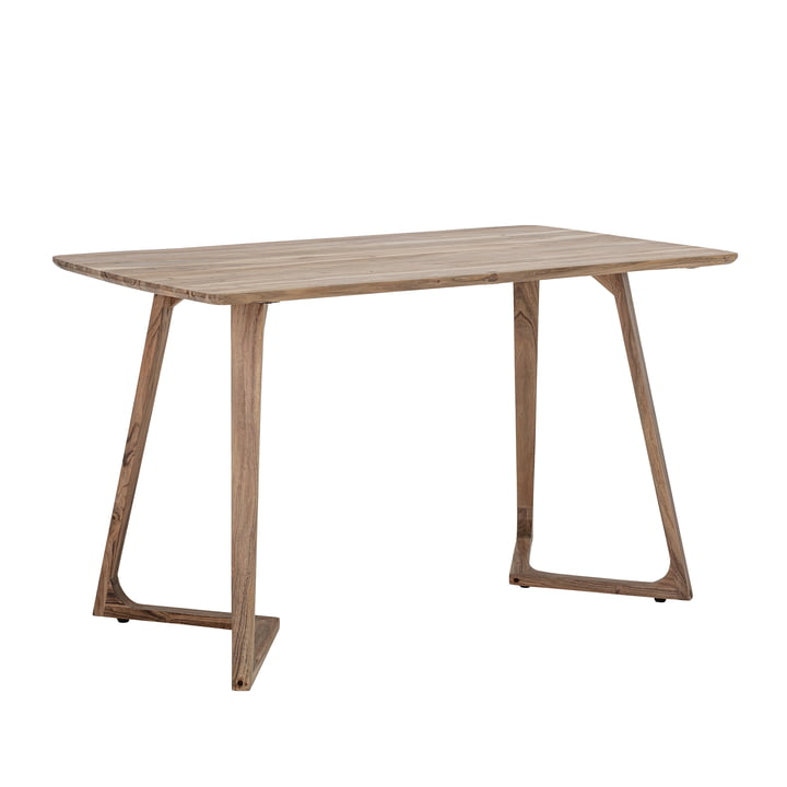 The Luie dining table from Bloomingville , 130 x 78 cm, acacia