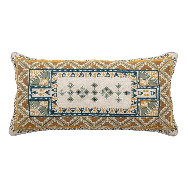 Elita Cushion from Bloomingville 35 x 70 cm, multicoloured