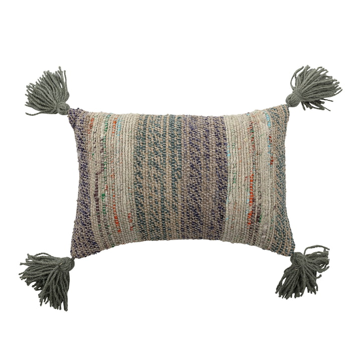 Jian Cushion from Bloomingville 25 x 35 cm multicoloured
