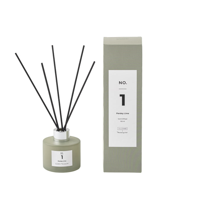 The ILLUME Diffuser No. 1, Parsley Lime by Bloomingville