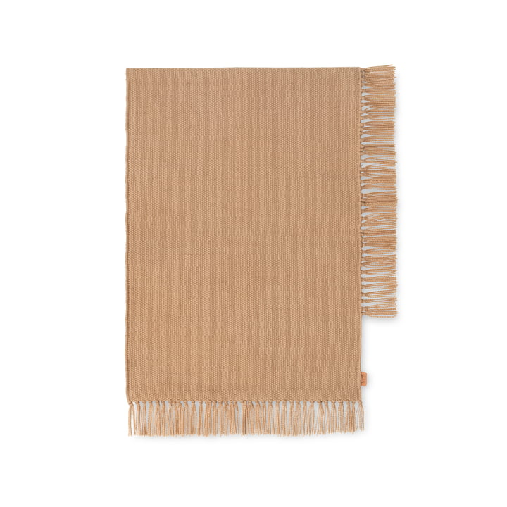 The Hem doormat by ferm Living in sand, 50 x 70 cm