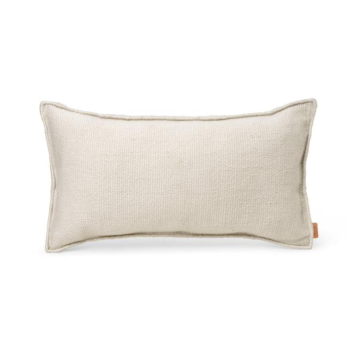 The Desert cushion from ferm Living in off-white