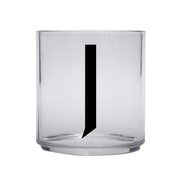 The AJ Kids Personal drinking glass from Design Letters , J