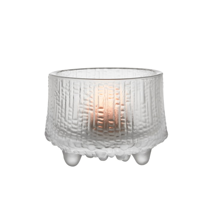 The Ultima Thule tea light holder from Iittala , 65 mm, frost