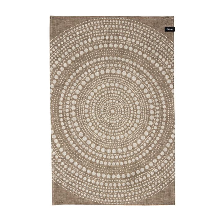 The Kastehelmi tea towel from Iittala , 47 x 70 cm, linen