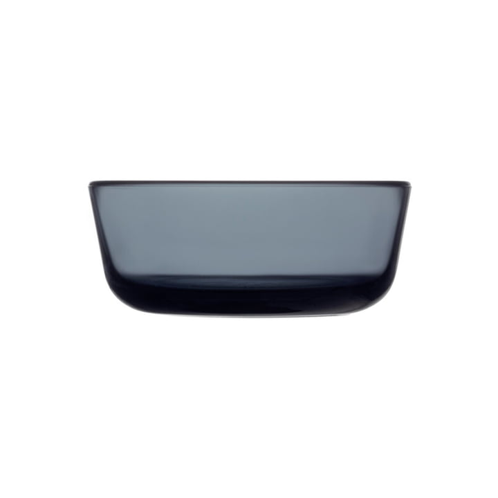 The Essence glass bowl from Iittala , 37 cl, dark grey