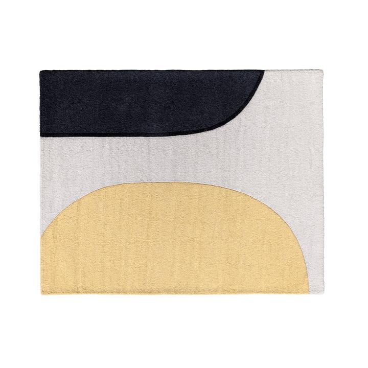 Cecilie Manz carpet Balance 103 x 130 cm from Fritz Hansen