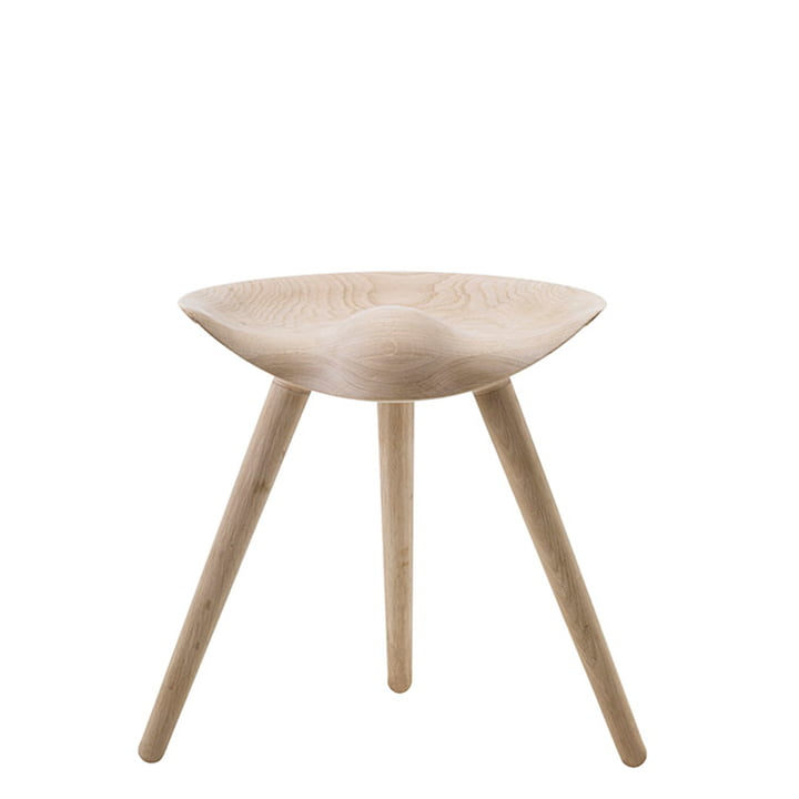 ML42 Stool H 48 cm from by Lassen in oak