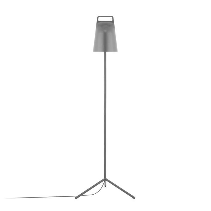 Stage Floor lamp from Normann Copenhagen in grey