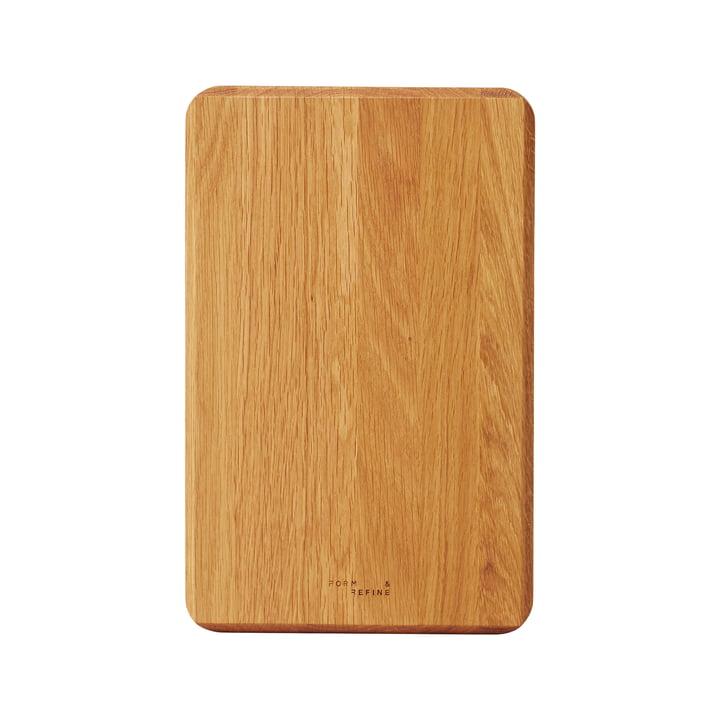 Cross Cutting board, medium, oak from Form & Refine