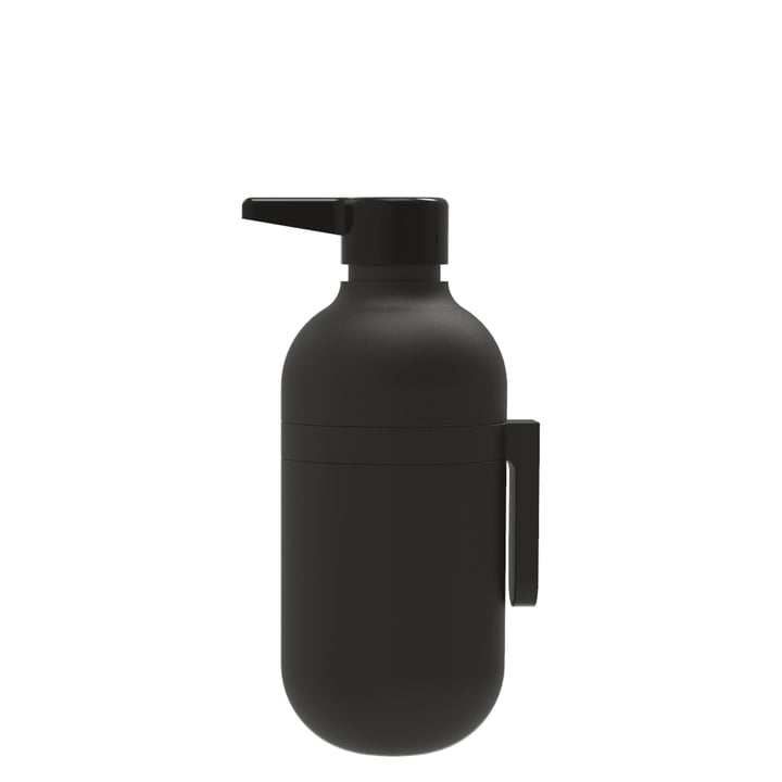 The Pump-It soap dispenser from Rig-Tig by Stelton , black