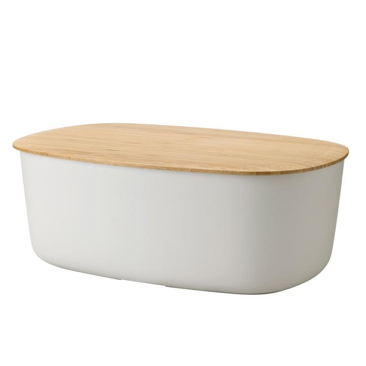The Box-It bread bin from Rig-Tig by Stelton , light grey