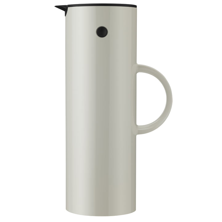 The vacuum jug EM 77 from Stelton , 1 l, sand