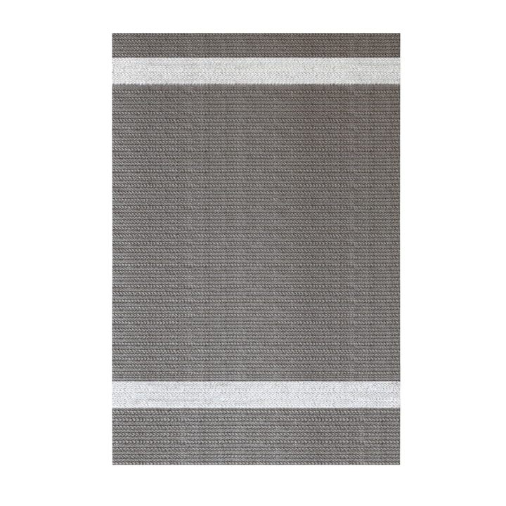 Onda Outdoor Carpet, 200 x 300 cm, grey from Fast