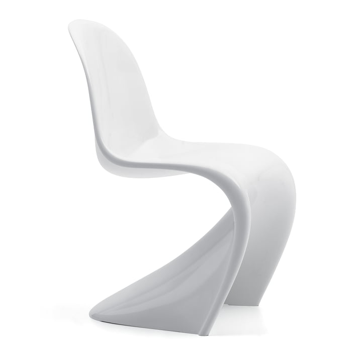 Panton Chair Classic, white from Vitra