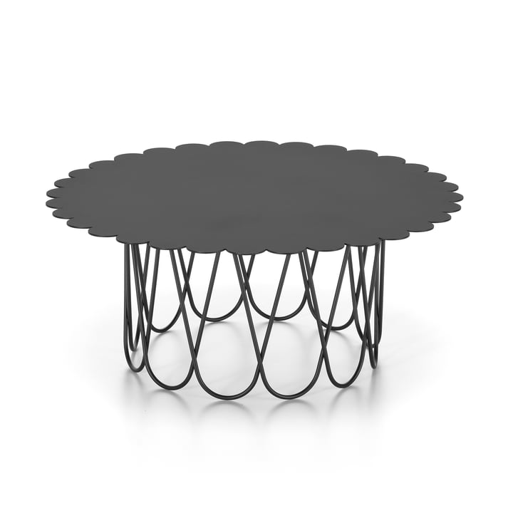 Flower Table large, anthracite from Vitra