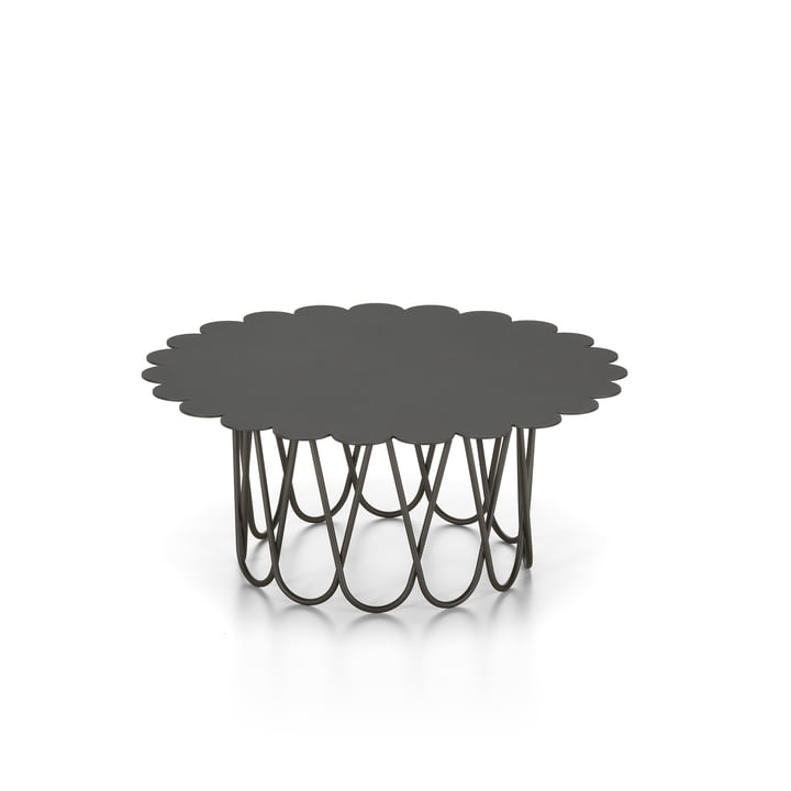 Flower Table small, anthracite from Vitra