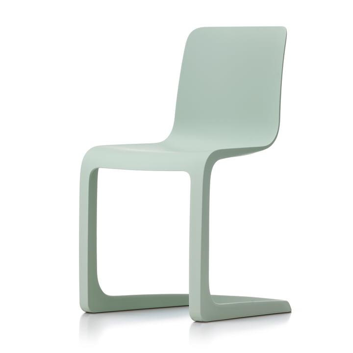 EVO-C All-plastic chair, light mint from Vitra