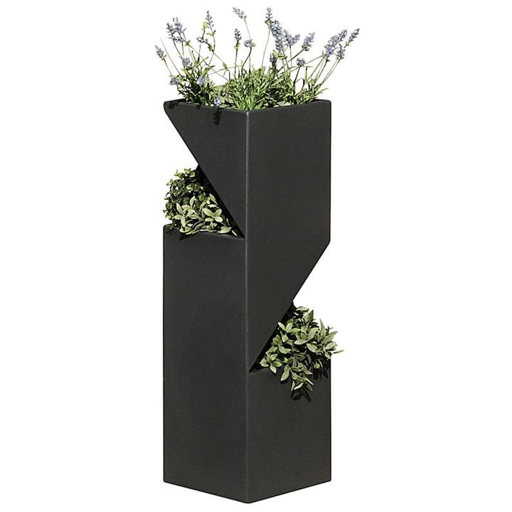 The Plantower planter from rephorm , graphite