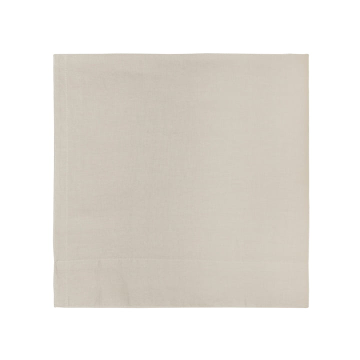 Connox Collection - Linen tablecloth 150 x 250 cm, nature