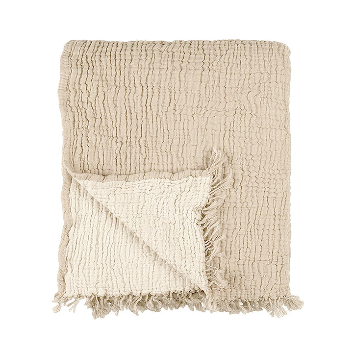 The Cocoon blanket from Connox Collection , beige