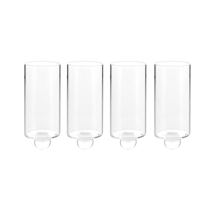 Vases for Stumpastaken, Set of 4 from Born in Sweden