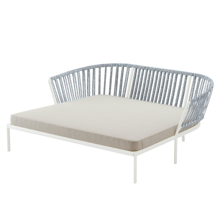 The Ria Daybed from Fast, gray / colorful / beige