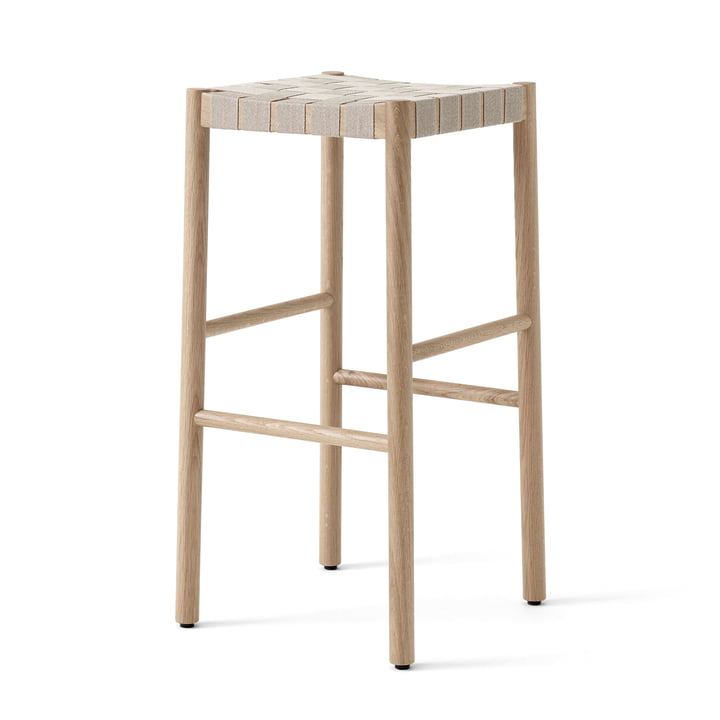 The Betty TK8 bar stool from & Tradition, oak / nature