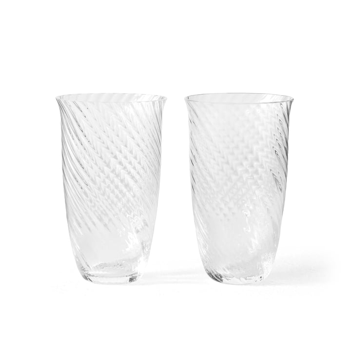 The Collect SC60 drinking glass from & Tradition, 165 ml, clear (set of 2)