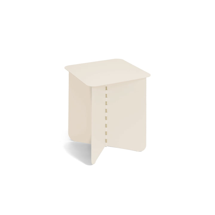 Hinge Side table medium, cream from Puik