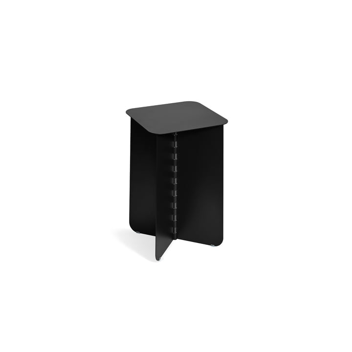 Hinge Side table small, black from Puik