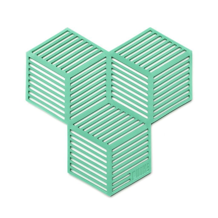 Sico Coasters (set of 4), mint from Puik