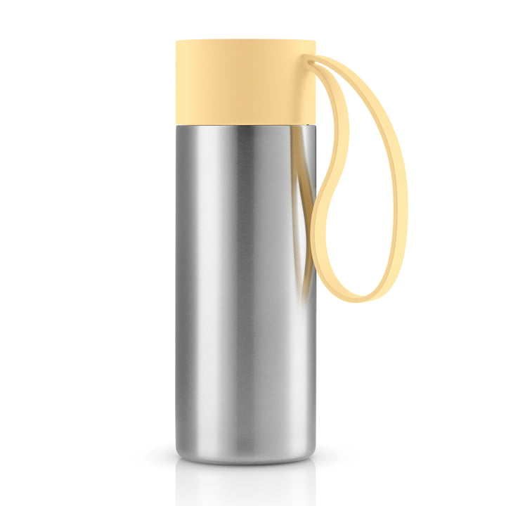 The To Go thermo mug from Eva Solo , 0.35 l, lemon
