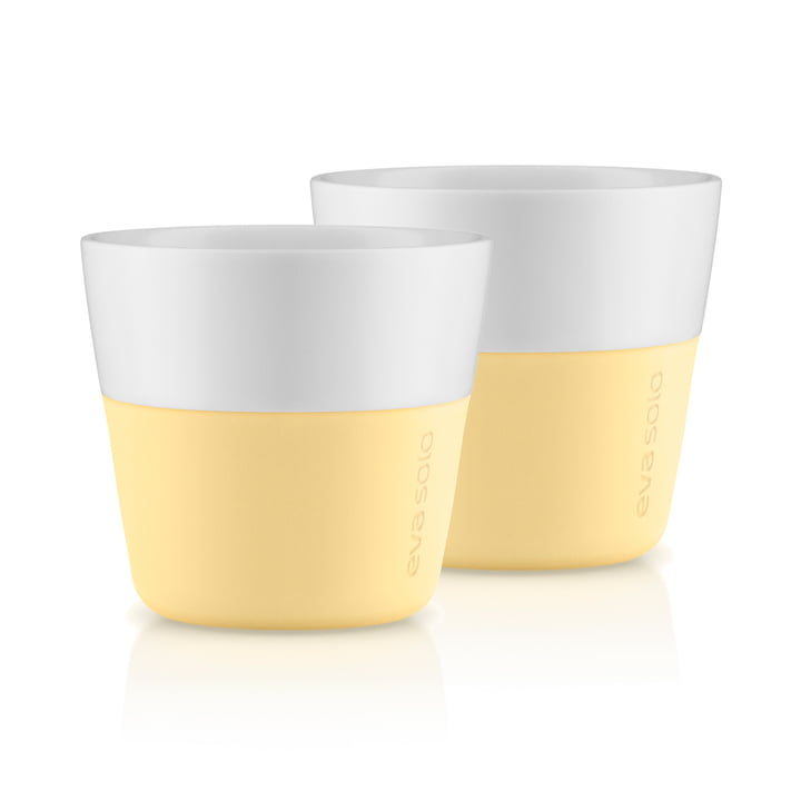 The Caffé Lungo mug from Eva Solo , (set of 2), lemon