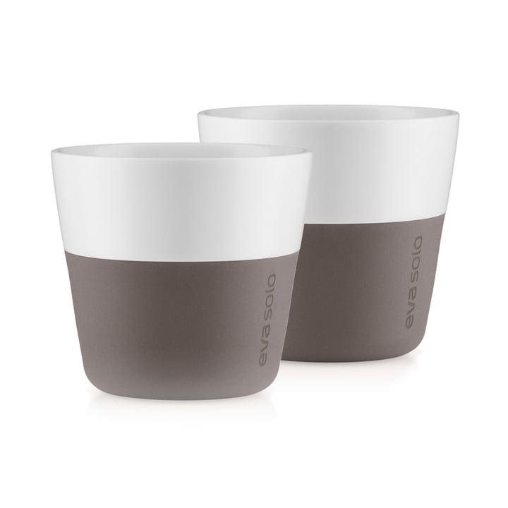 The Caffé Lungo mug from Eva Solo , (set of 2), taupe