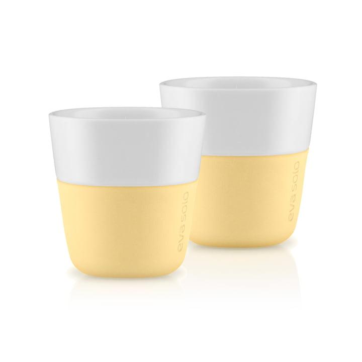 Espresso mug (set of 2), lemon by Eva Solo