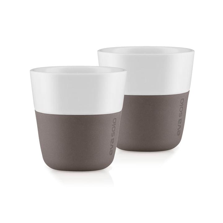 Espresso mug (set of 2), taupe by Eva Solo