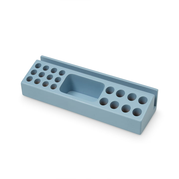 The pen holder from Nofred , blue