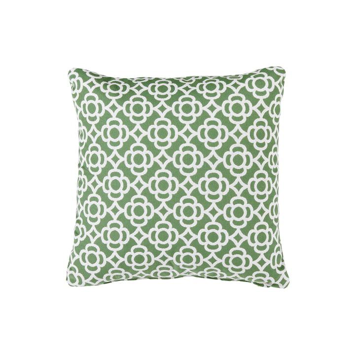 Fermob - Lorette Outdoor cushion 44 x 44 cm, sage green