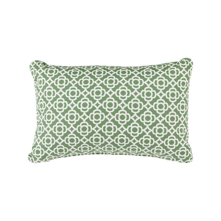 Fermob - Lorette Outdoor cushion 44 x 68 cm, sage green